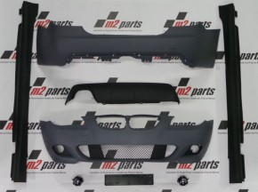 KIT M/ PACK M BMW Serie 5 Carro (E60) BODYKIT COMPLETO ABS Novo