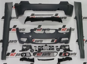KIT M/ PACK M BMW Serie 3 Convertible (E93)/ Coupe (E92) LCI BODYKIT COMPLETO ABS Novo