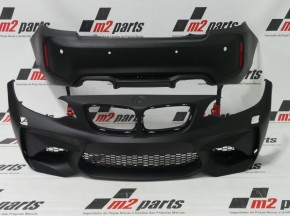 KIT M/ PACK M BMW Serie 2 Convertible (F23)/ Coupe (F22, F87) LOOK M2 BODYKIT COMPLETO ABS Novo