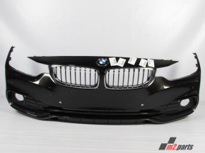 Parachoques Frente BMW 4 Coupe (F32, F82)/BMW 4 Convertible (F33, F83)/BMW 4 Gran Coupe (F36)