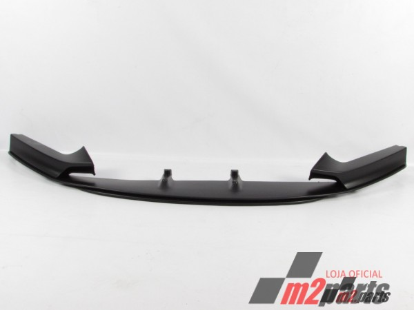 Lip Frontal M Performance BMW 2 Coupe (F22, F87)/BMW 2 Convertible (F23) Em Plástico ABS Novo