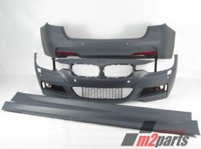 KIT M/ PACK M BMW Serie 3 Carrinha (F31) BODYKIT COMPLETO ABS Novo